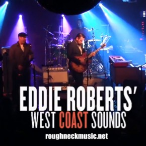 Eddie Roberts' West Coast Sounds- HD Video from Cervantes Ballroom in Denver, CO